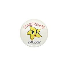 Stardreams' Dancer Mini Button