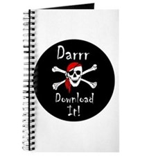 Darrr Download It! Journal