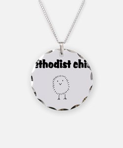 methodist chick.png Necklace