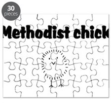methodist chick.png Puzzle