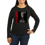 Nosferatu Design-03 Women's Long Sleeve Dark T-Shi