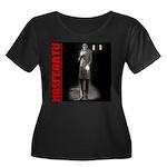 Nosferatu Design-03 Women's Plus Size Scoop Neck D