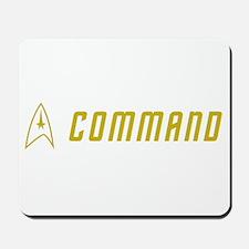 Star Trek Command Mousepad