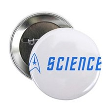 "Star Trek Science 2.25"" Button"