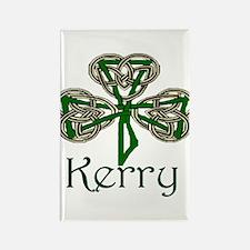 Kerry Shamrock Magnets