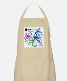 Love Changes the Way You See BBQ Apron