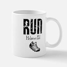 run hebrews.png Mug