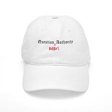 Question Bubba Authority Baseball Cap