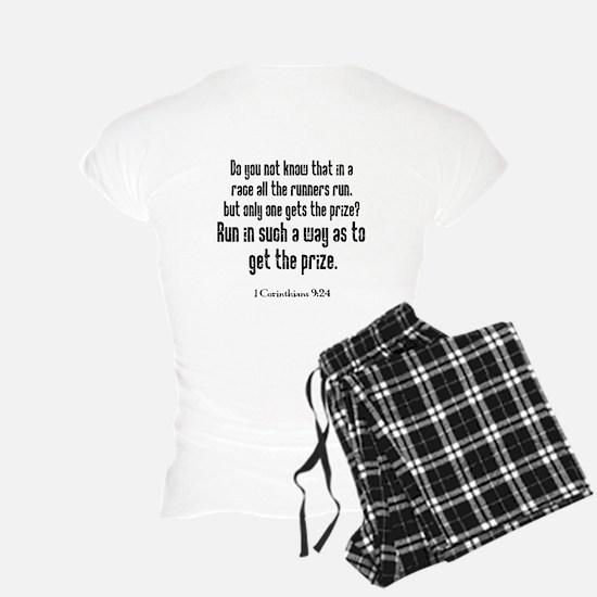 run fixed Pajamas