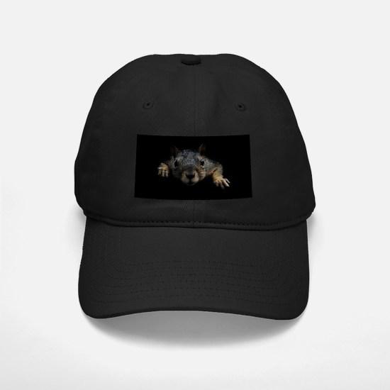 Squirrel Baseball Hat