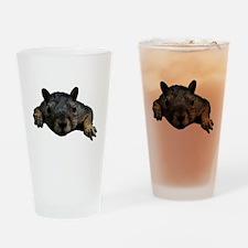 Squirrel Drinking Glass