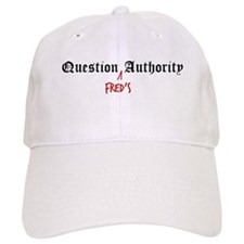 Question Fred Authority Baseball Cap