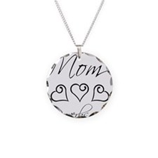 script mom.png Necklace