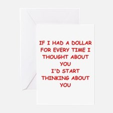dollar Greeting Cards (Pk of 10)