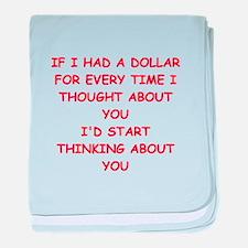 dollar baby blanket