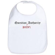 Question Brycen Authority Bib
