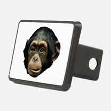 Chimp Face Hitch Cover