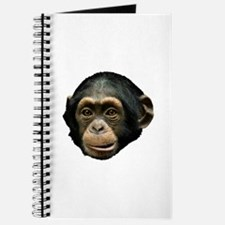 Chimp Face Journal