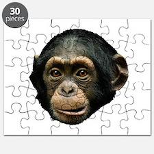 Chimp Face Puzzle