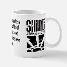 shine like stars mug.png Mug