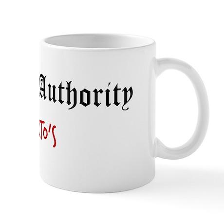 Question Humberto Authority Mug