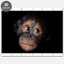 Baby Orangutan Face Puzzle