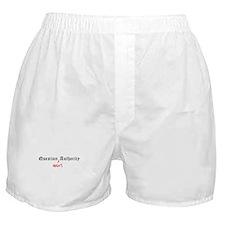 Question Hugo Authority Boxer Shorts