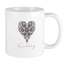 Love Lindsey Small Mug
