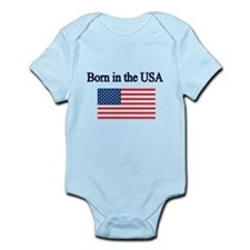 Born in the USA Body Suit
