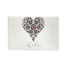 Love Lola Rectangle Magnet (10 pack)