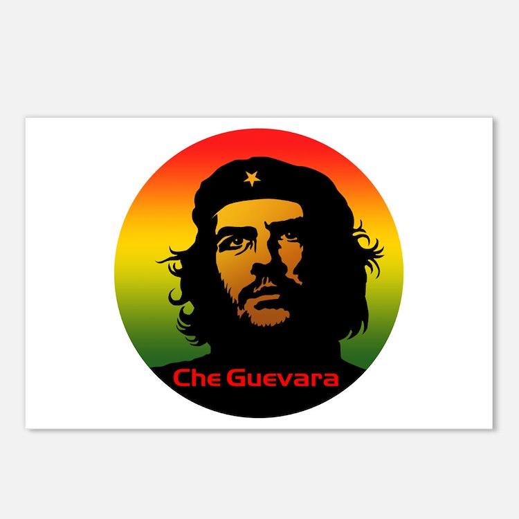 Guevara 2 Postcards (Package of 8)