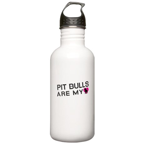 Pit Bulls Are My Love Stainless Water Bottle 1.0L