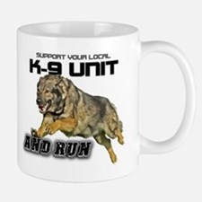 Support you local K9 Unit Mug