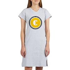 Yellow Women's Nightshirt