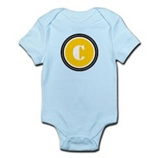 Yellow Infant Bodysuit
