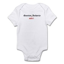 Question Arnav Authority Infant Bodysuit