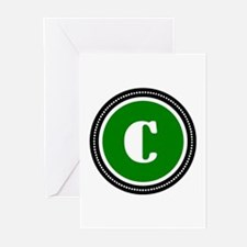 Green Greeting Cards (Pk of 20)