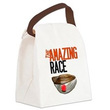 The Amazing Race Pearl Farming Canvas Lunch Bag