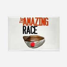 The Amazing Race Pearl Farming Rectangle Magnet
