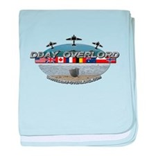 DDay-Overlord.com baby blanket