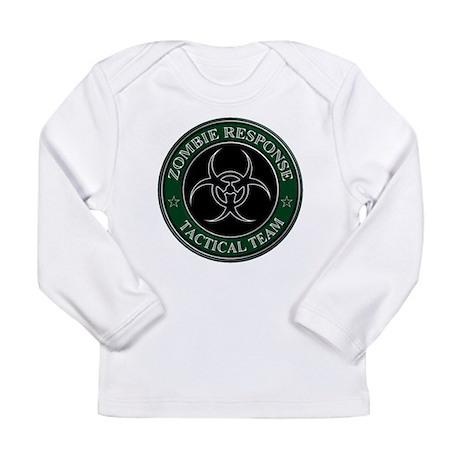 Zombies! (ZRTT Green/White) Long Sleeve T-Shirt