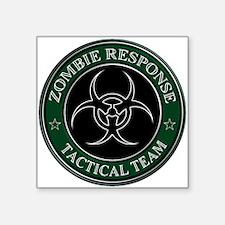 Zombies! (ZRTT Green/White) Sticker