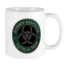 Zombies! (ZRTT Green/White) Mug