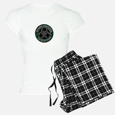 Zombies! (ZRTT Green/White) Pajamas