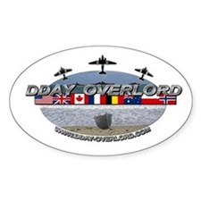 DDay-Overlord Decal