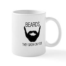 Beards they grow on you Mug