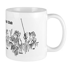 The Mad Scientists' Club Small Mug