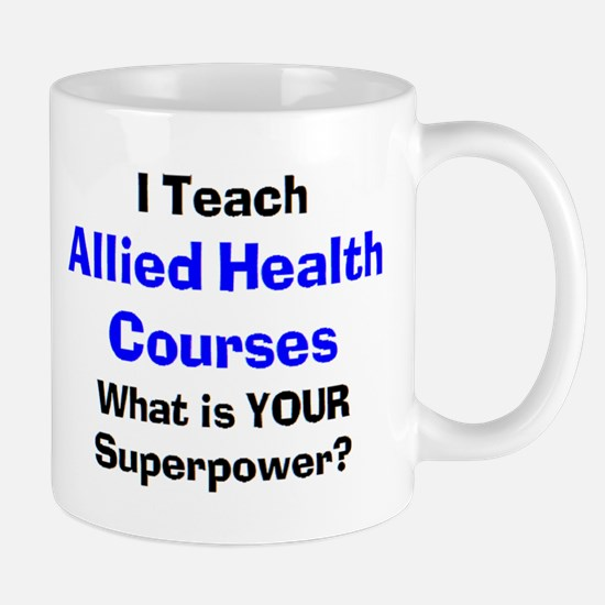 teach allied health Mug