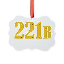 221B Ornament