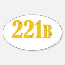 221B Decal
